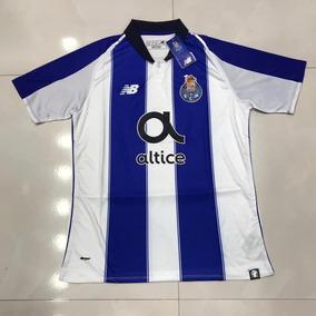 e88a4022c36 Camisa New Balance Porto - Futebol no Mercado Livre Brasil