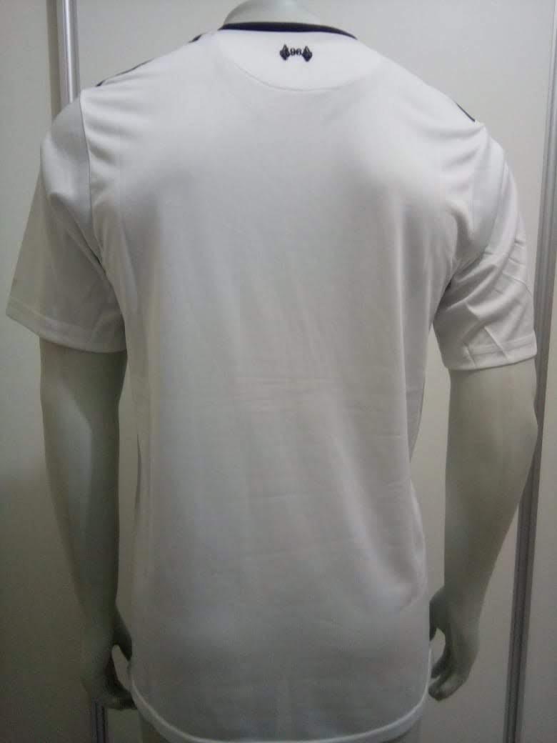 e8ecbdc34 camisa new balance liverpool 2018 away oficial-branca verde. Carregando  zoom.