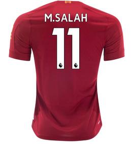 3661c5ca406e1 Camisa Liverpool Salah - Futebol com Ofertas Incríveis no Mercado Livre  Brasil