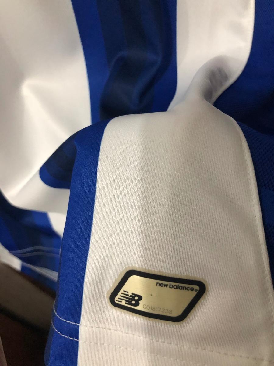 307c7b63aa5 camisa new balance porto home 2015 16 - tamanho p. Carregando zoom.