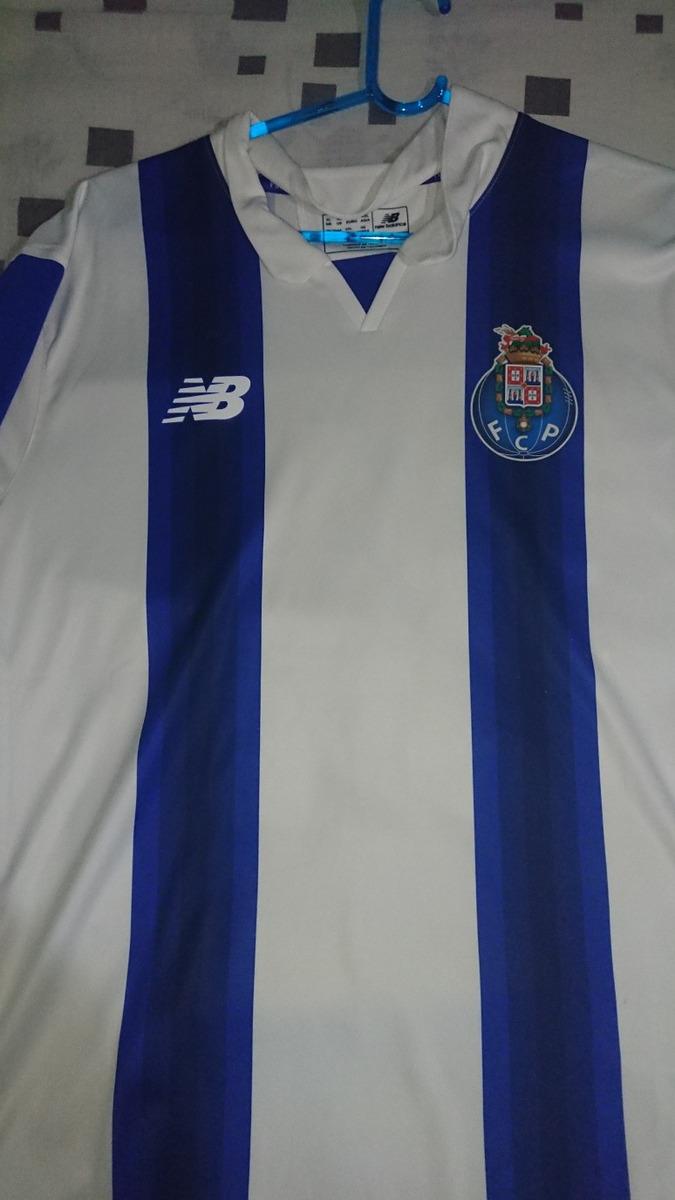 85eb1a8dcd8 camisa new balance porto portugal 2017 original nº 87. Carregando zoom.