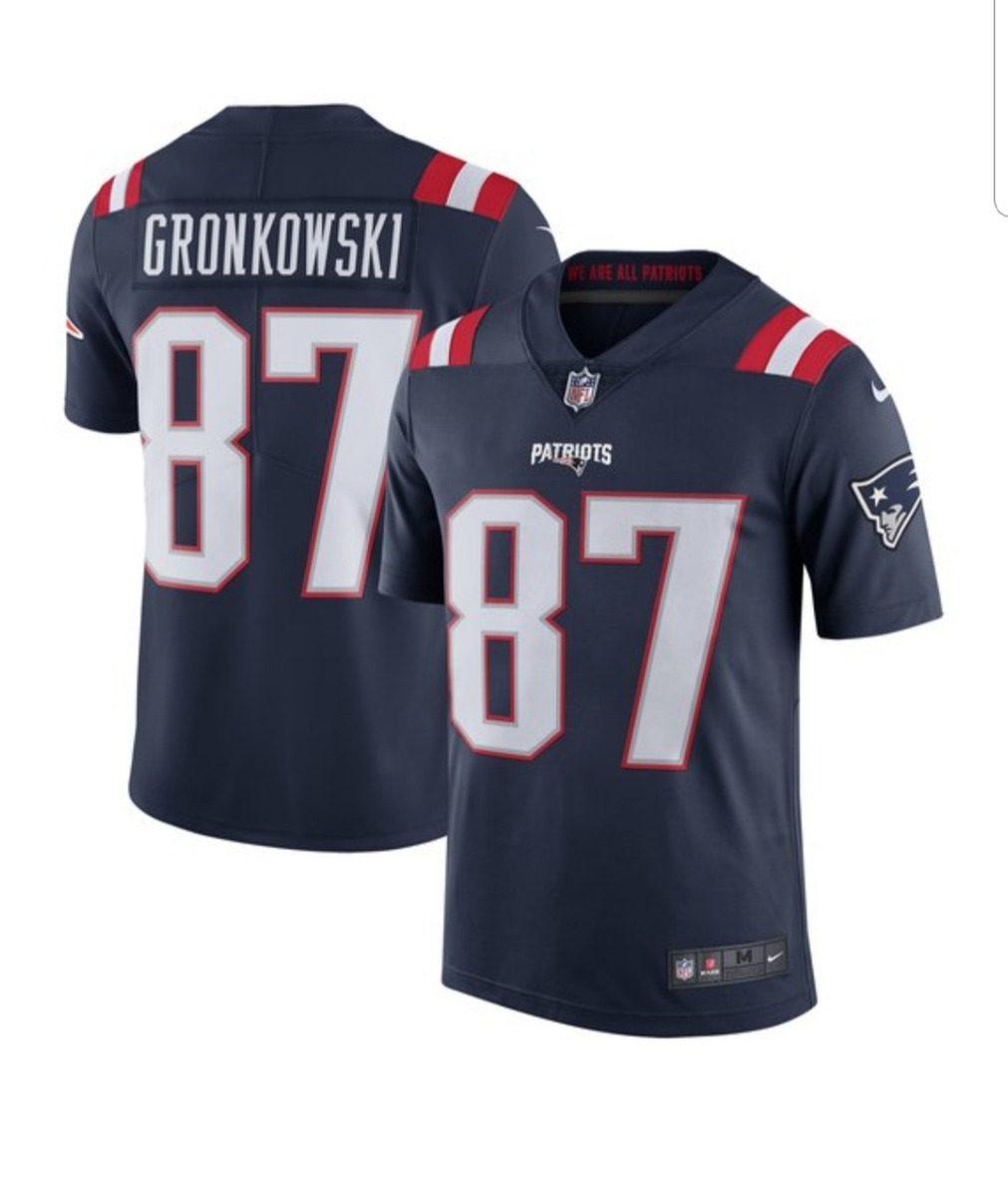 ab29d2a82 camisa new england patriots color rush. Carregando zoom.