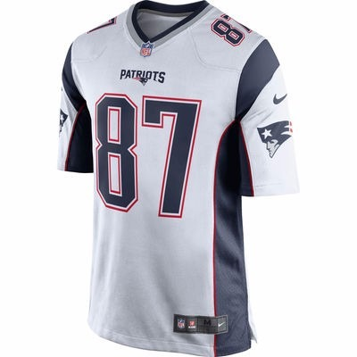d64bccc81d165 Camisa New England Patriots Nfl - Gronkowski - R  177