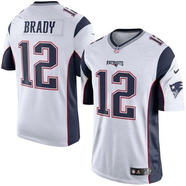 25005a7d12d68 Camisa New England Patriots Tom Brady Pronta Entrega - R  199