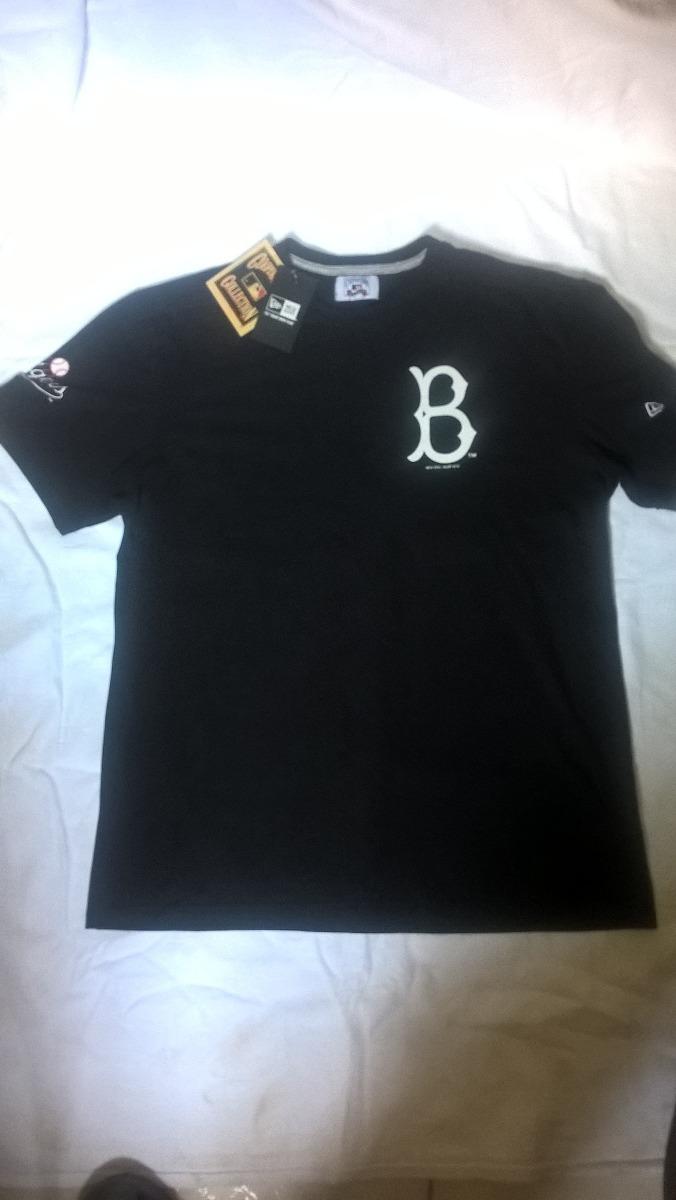 3d7e9c07b Camisa (new Era) Brooklin Dodgers. Major League Baseball. - R  139 ...