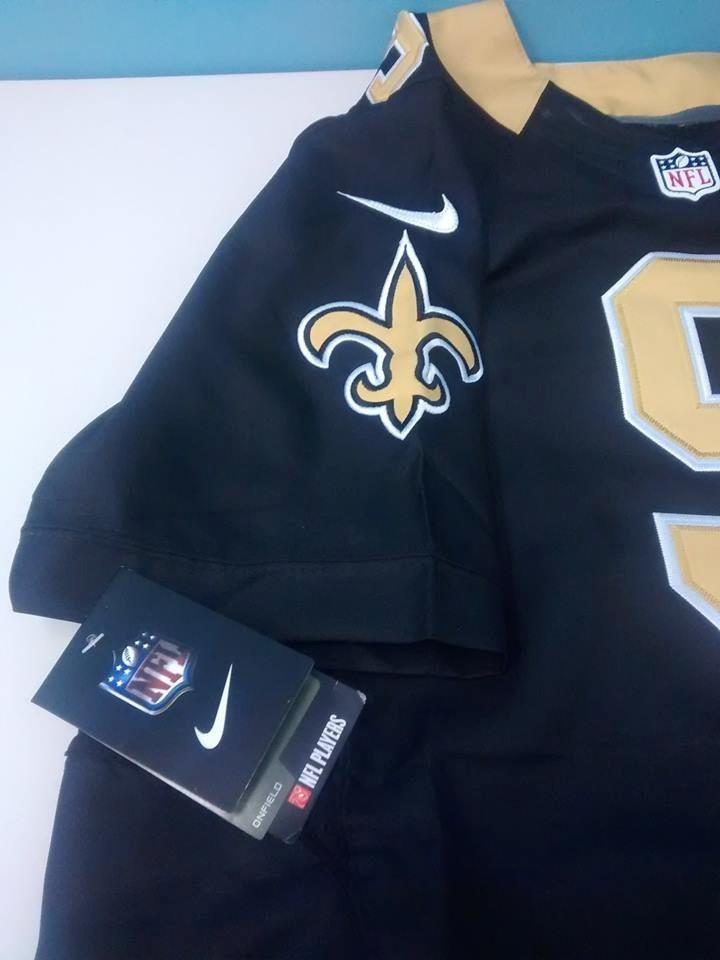 1678ebef6 Camisa New Orleans Saints