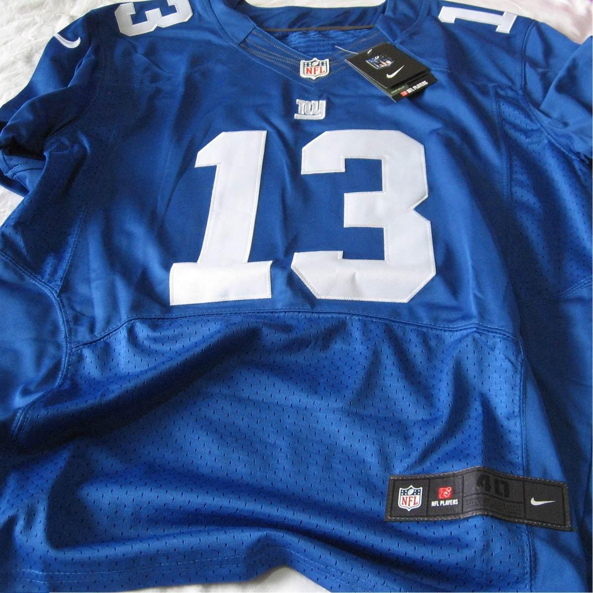 1fd5c1ed9a camisa new york giants odell beckham jr. - pronta entrega. Carregando zoom.