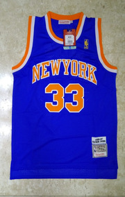 38ac723b17 Camisa Patrick Ewing New York Knicks no Mercado Livre Brasil