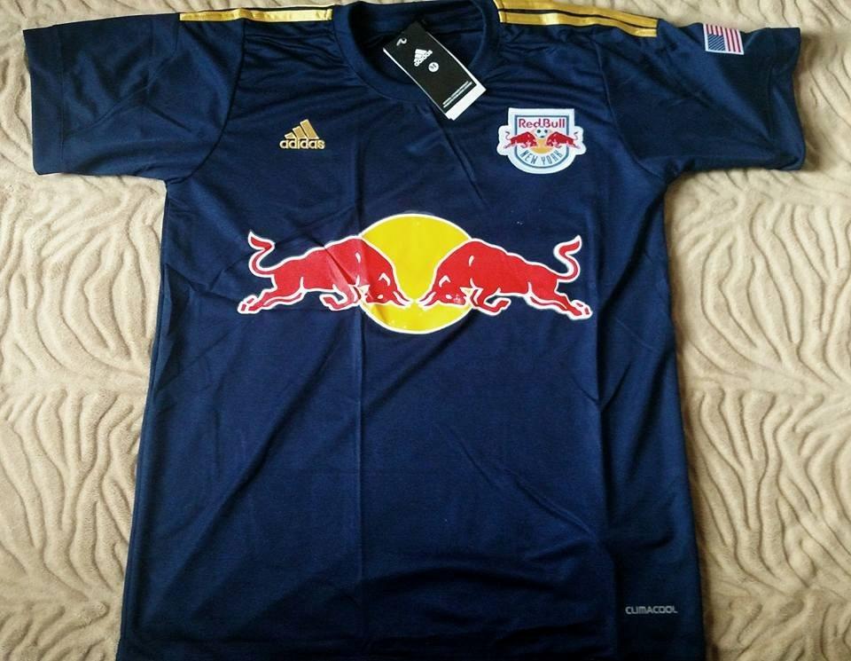 3cc39d45a285d camisa new york red bull azul henry 14. Carregando zoom.