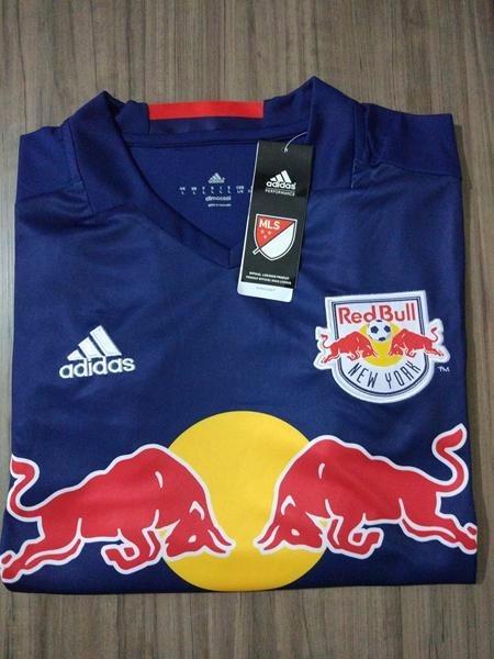 e3c7931fad931 Camisa New York Red Bulls 2016 - Promoção - Azul - adidas - R$ 80 ...