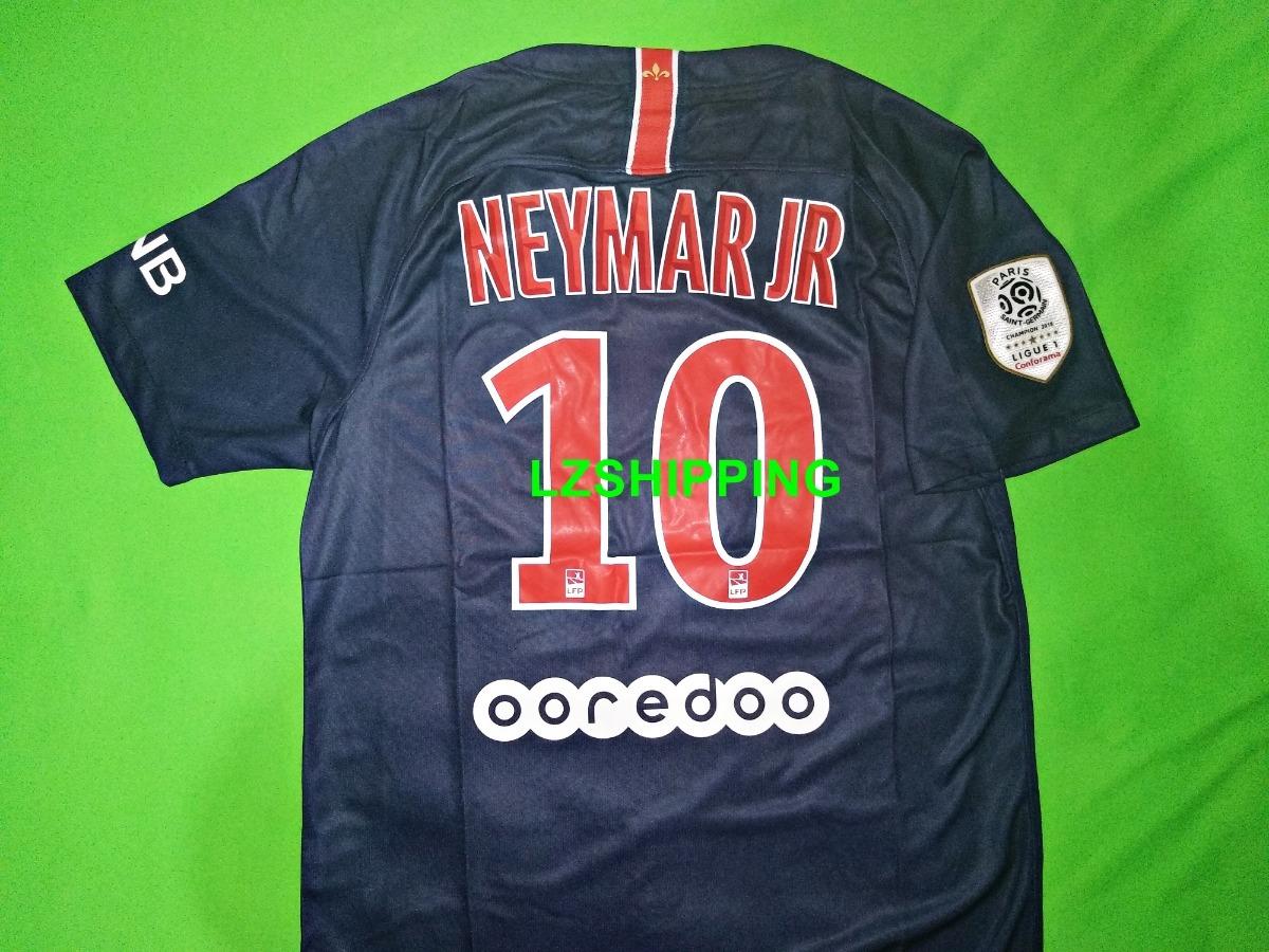 camisa neymar psg original 18 19 - pronta entrega ! Carregando zoom. 6aa9f2d390b0d