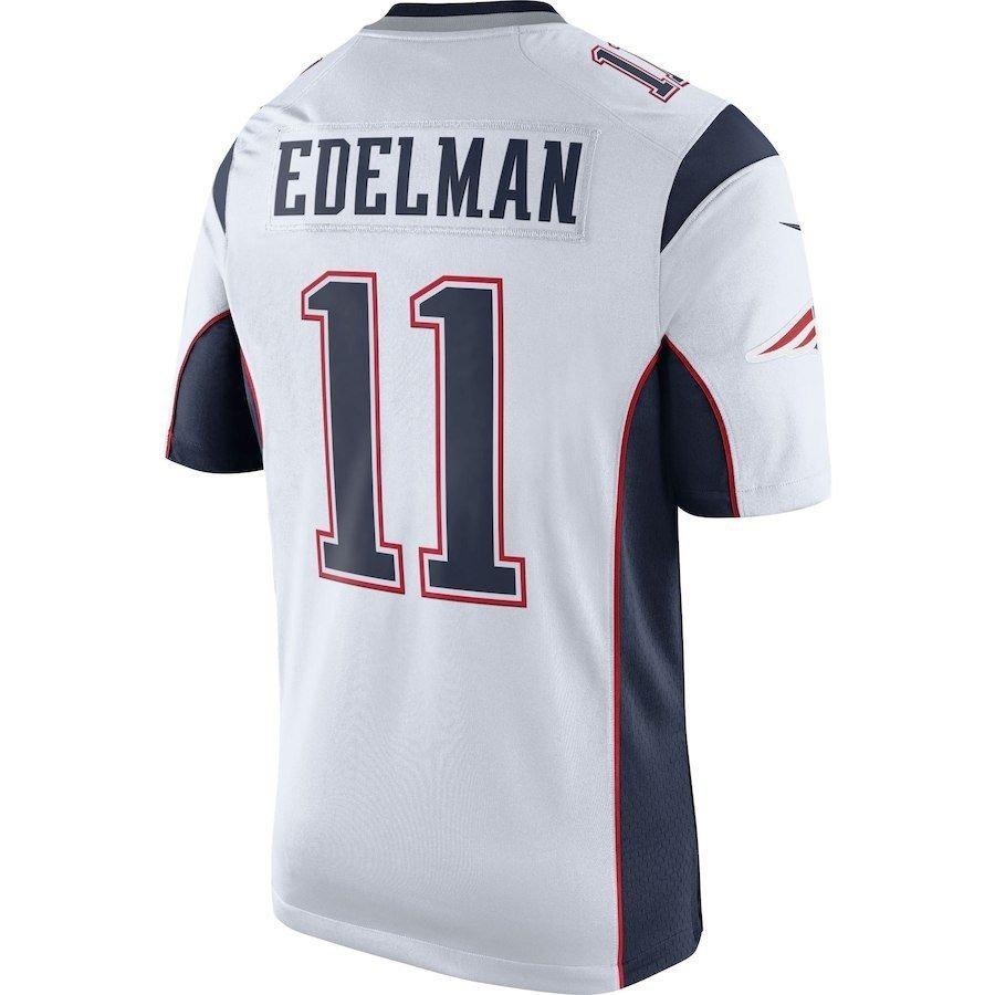 58073838d7989 Camisa Nfl 2 New England Patriots  11 Edelman Frete Gratis - R  199 ...