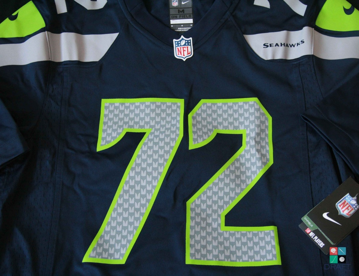 66bc2d281f camisa nfl bennett seattle seahawks nike jersey draft store. Carregando  zoom.