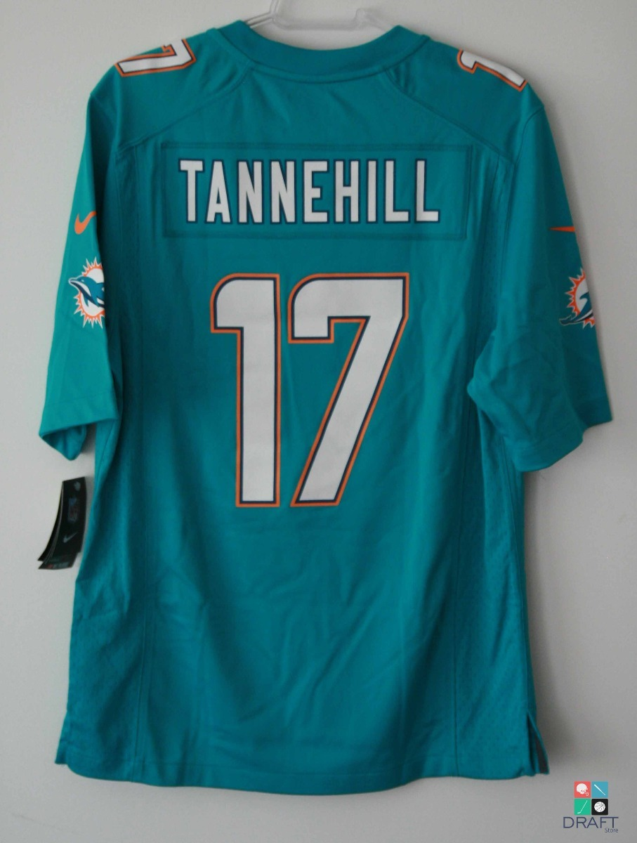 b2cf393394 camisa nfl dolphins tannehill nike game jersey draft store. Carregando zoom.