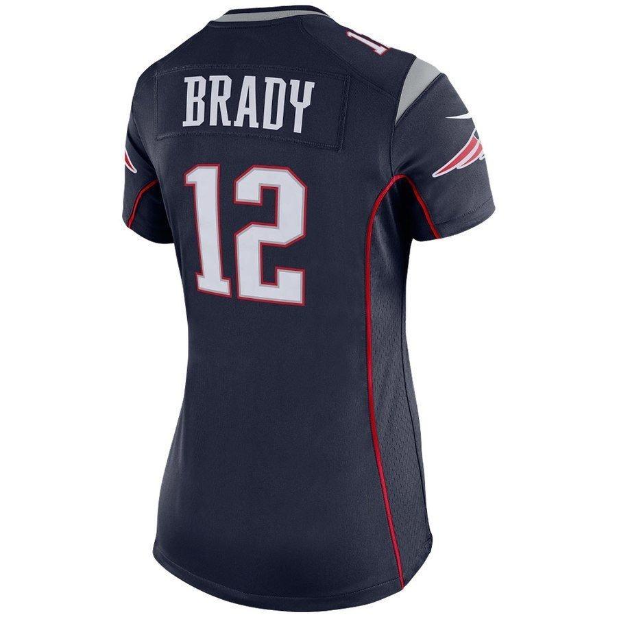 c7ddbe955 camisa nfl feminina 1 new england patriots  12 brady. Carregando zoom.