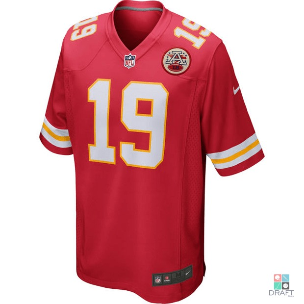 ddd2adce64 Camisa Nfl Kansas City Chiefs Maclin Nike Game Draf Store - R  345 ...
