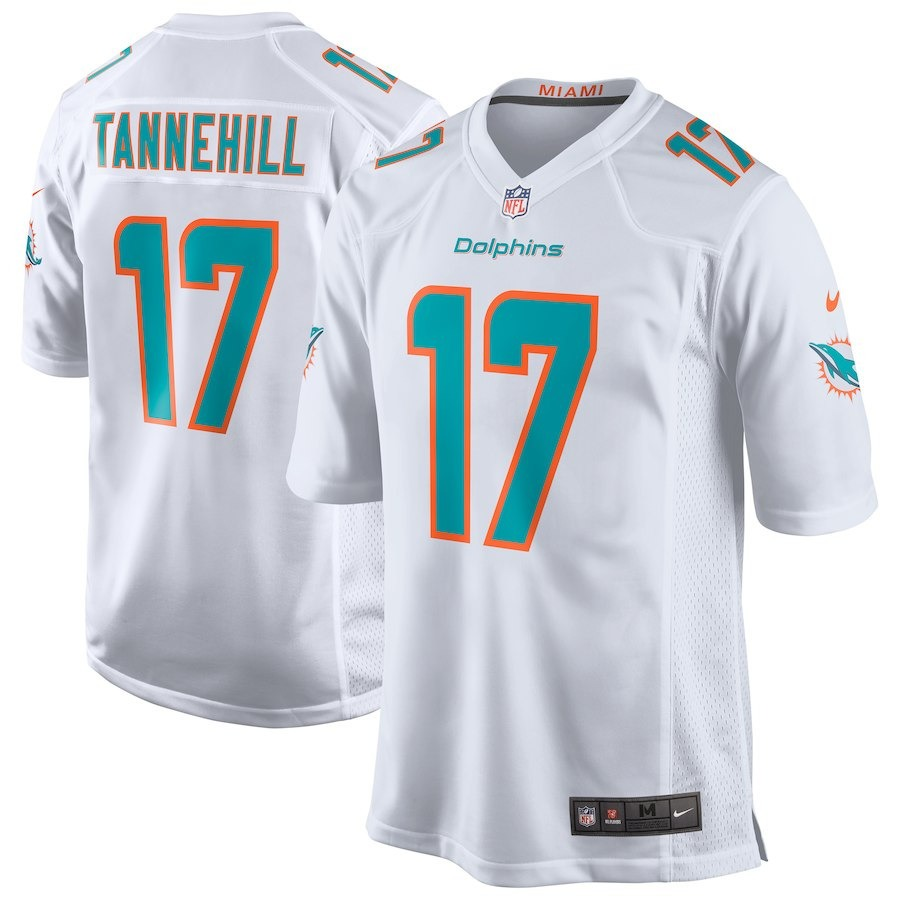 camisa nfl miami dolphins 3 futebol americano  17 tannehill. Carregando zoom . 4dc0b0382dded