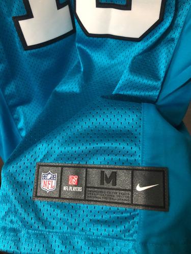 buy online e6262 02005 Camisa Nfl Nike Carolina Panthers Limited Jersey - Tamanho M