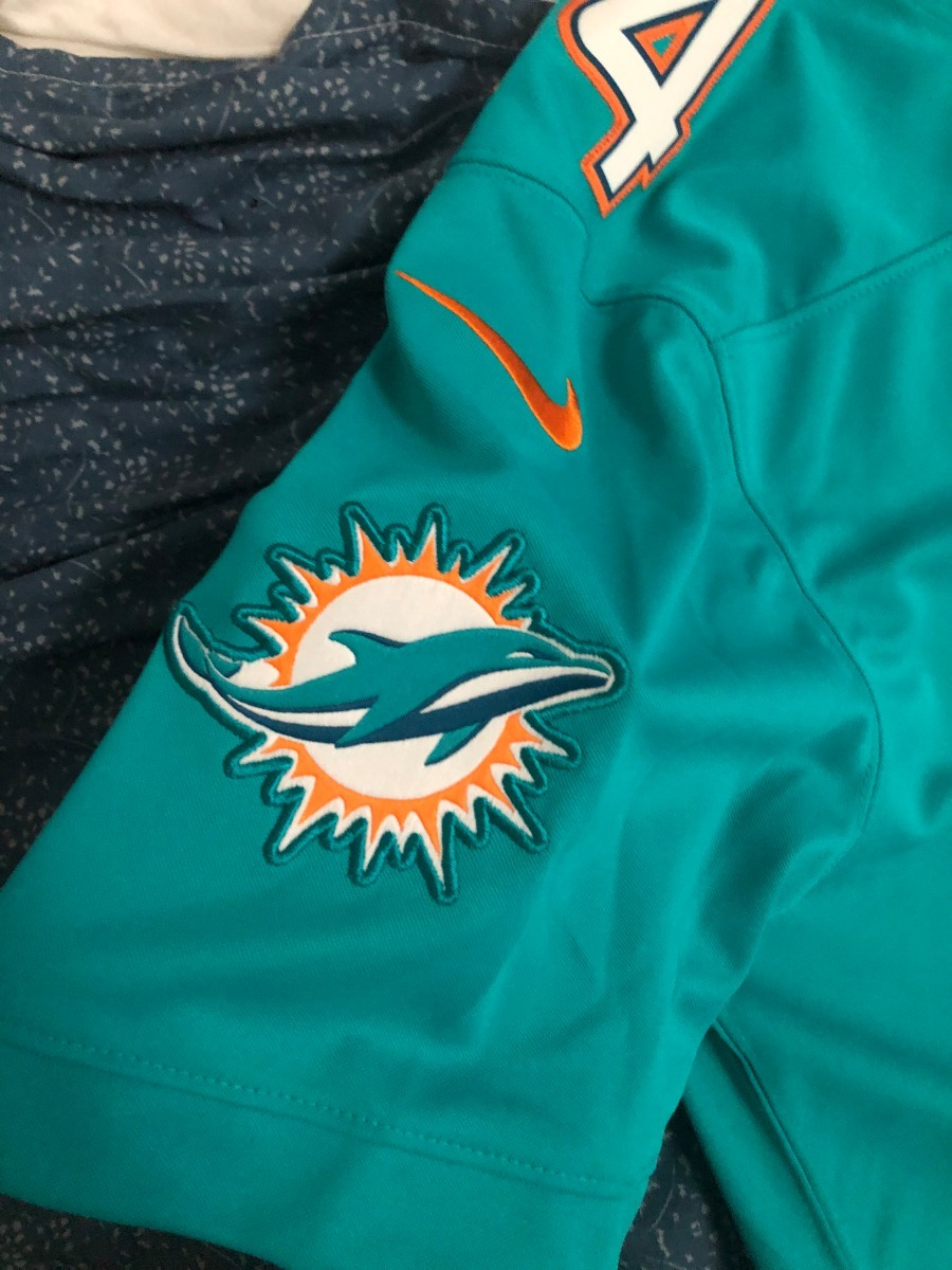 127cea668e camisa nfl nike miami dolphins limited player jersey - g. Carregando zoom.