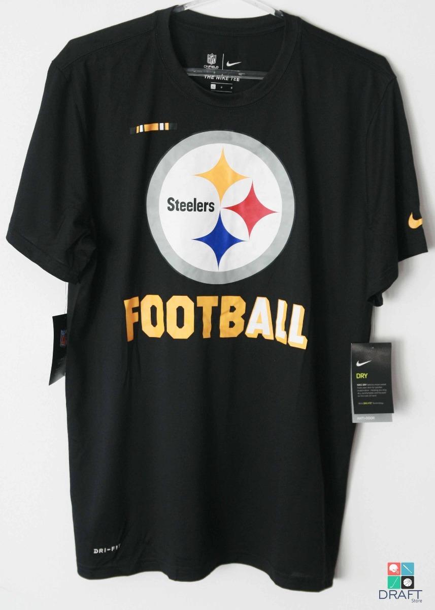 a0f09cfb6f camisa nfl nike pittsburgh steelers juju shazier draft store. Carregando  zoom.
