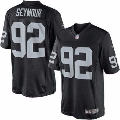 5bc61a393a2ba Camisa Nfl Oakland Raiders Seymour  92 - R  235