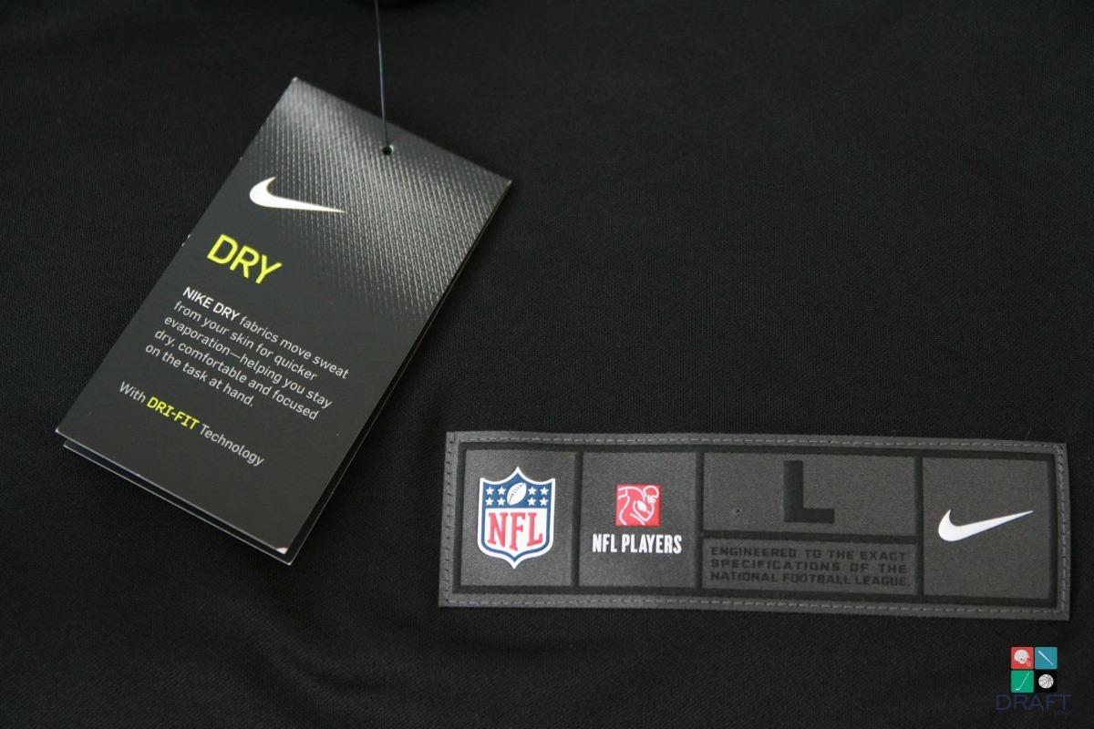 best cheap af52a 8b95b Camisa Nfl Raiders Khalil Mack Nike Untouchable Draft Store