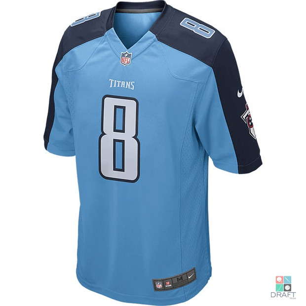 04a4be64e5 Camisa Nfl Titans Marcus Mariota Nike Gamejersey Draft Store - R  389