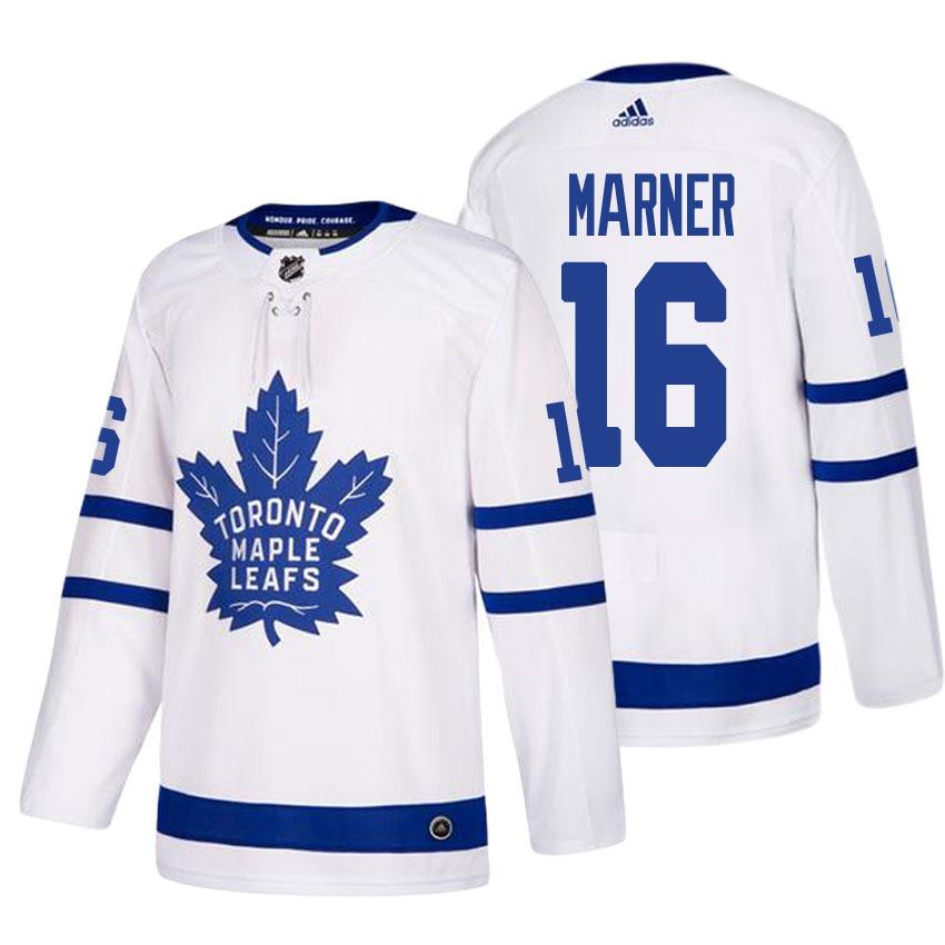 camisa nhl jersey toronto maple leafs 1 hockey  16 marner. Carregando zoom. bec152b8de24d