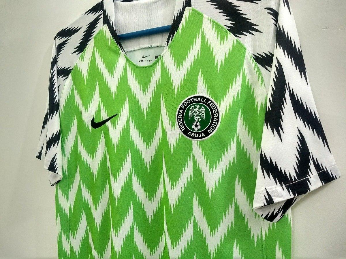 7a4881eea8 Camisa Nigéria Copa Do Mundo 2018 Pronta Entrega - R$ 139,00 em ...