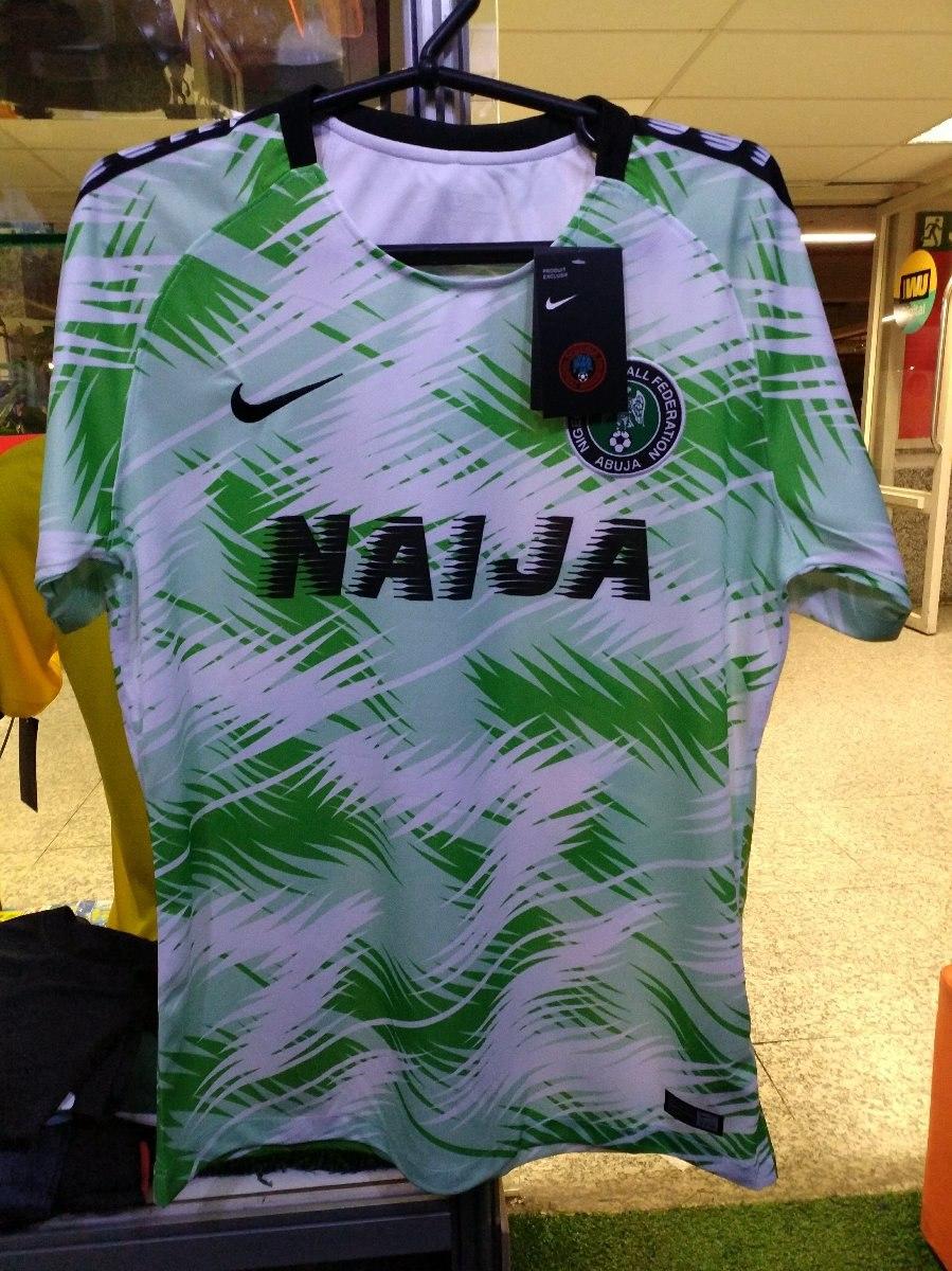 ee35da0962 Camisa Nigeria Treino Copa 2018 Nova Pronta Entrega - R$ 139,99 em ...