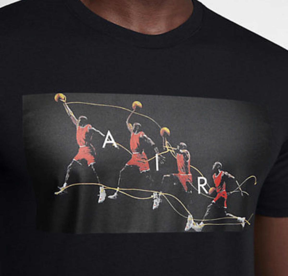 camisa nike air jordan - tamanho xxl - nova com etiquetas. Carregando zoom. 453acd6ae76