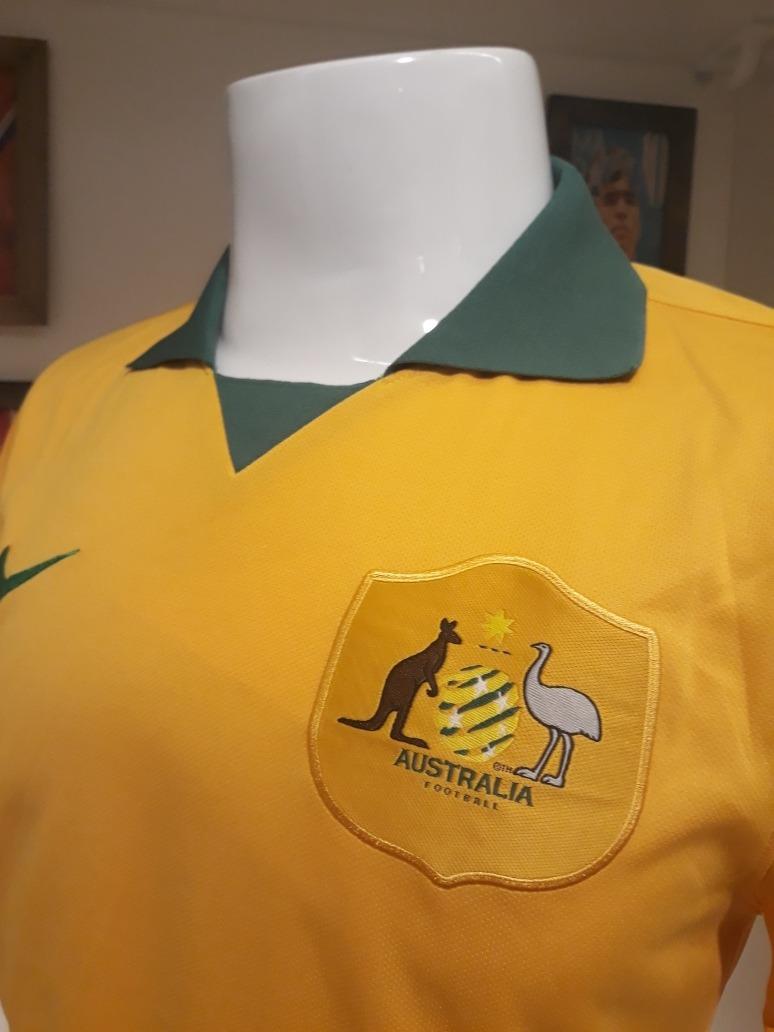 eab90dd7f48f3 camisa nike australia amarela. Carregando zoom.