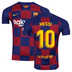 3d264e7df8 Camisa Barcelona Messi Times Espanhois Masculina - Camisas de Futebol com  Ofertas Incríveis no Mercado Livre Brasil