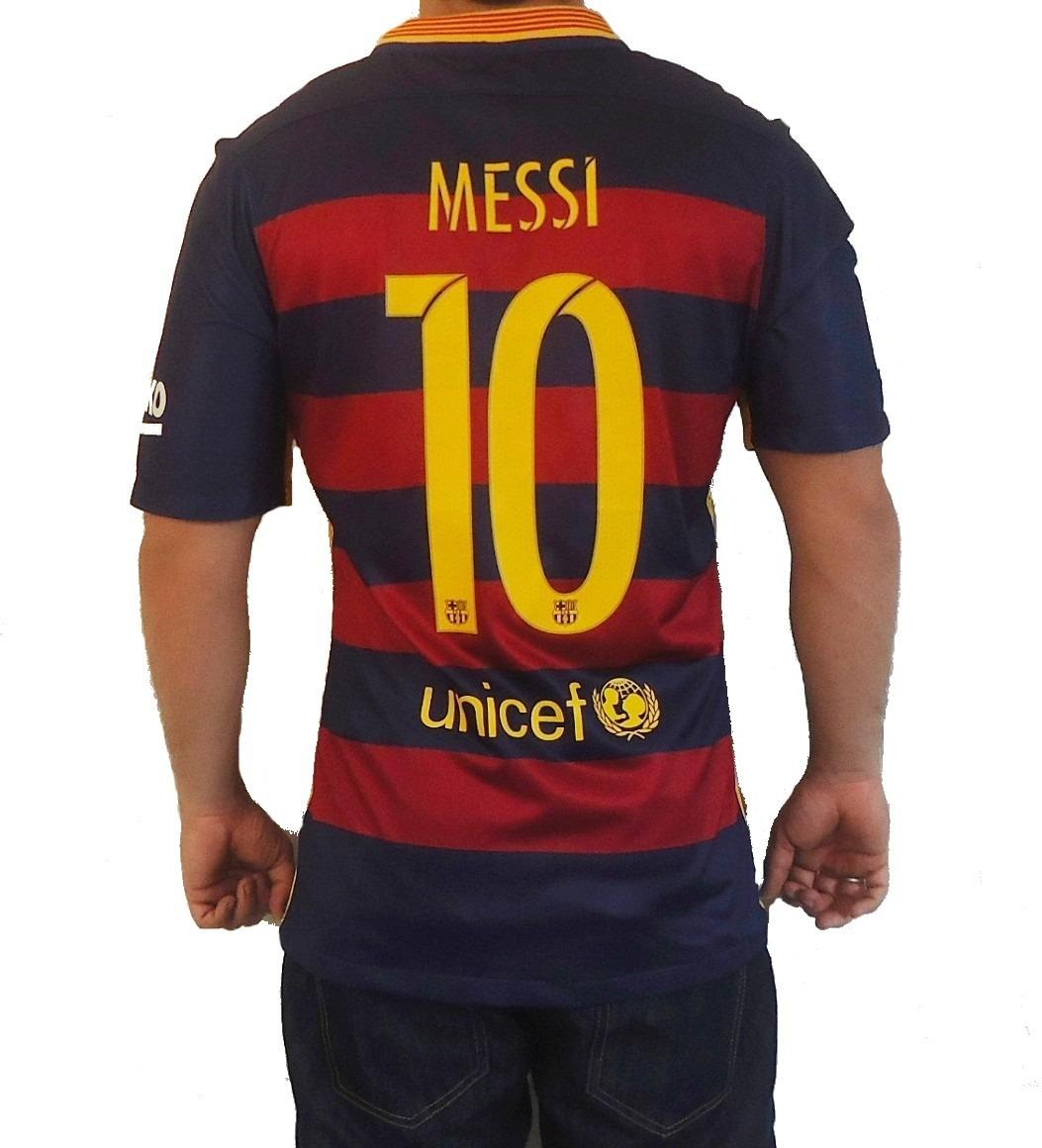 camisa nike barcelona 15 16 - jogador messi  10 - original. Carregando zoom. a21c7ef16cce8