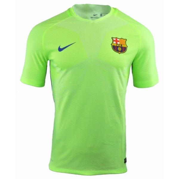 Camisa Nike Barcelona 16-17 Produto Original- Frete Grátis! - R  194 ... bd76417edb07c