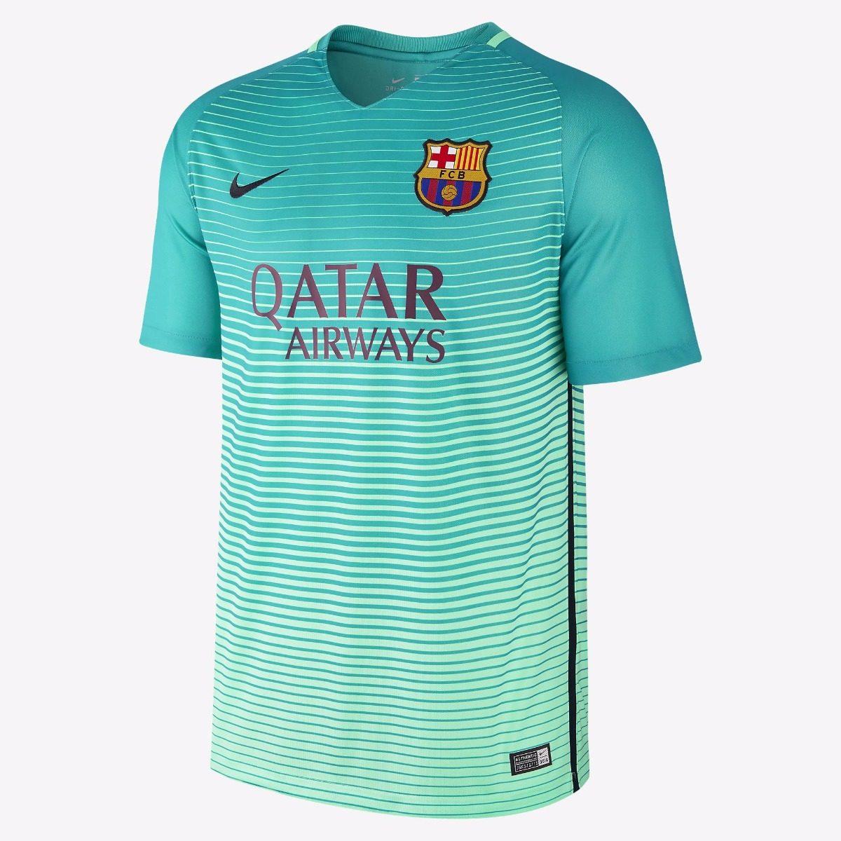 7c2687d50b Camisa Nike Barcelona 2016 2017 - Infantil Gg - Original - R  149
