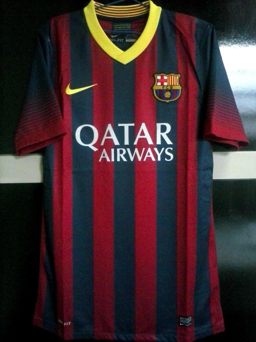 e572d6bbed camisa nike barcelona modelo jogador 2013-2014 sweepet95. Carregando zoom.