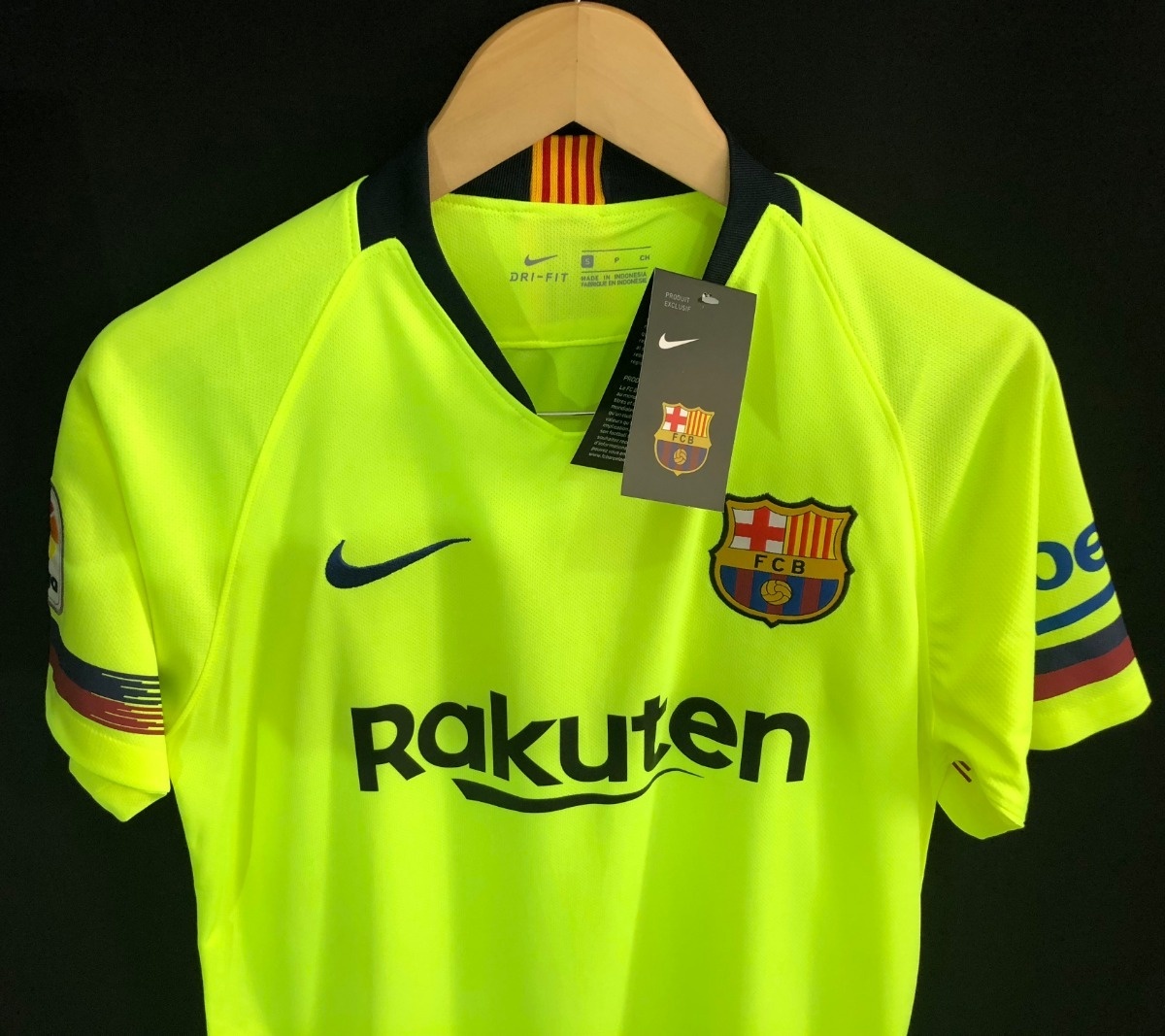 camisa nike barcelona oficial 2019 away pronta entrega. Carregando zoom. 2e1e153e8f0dd