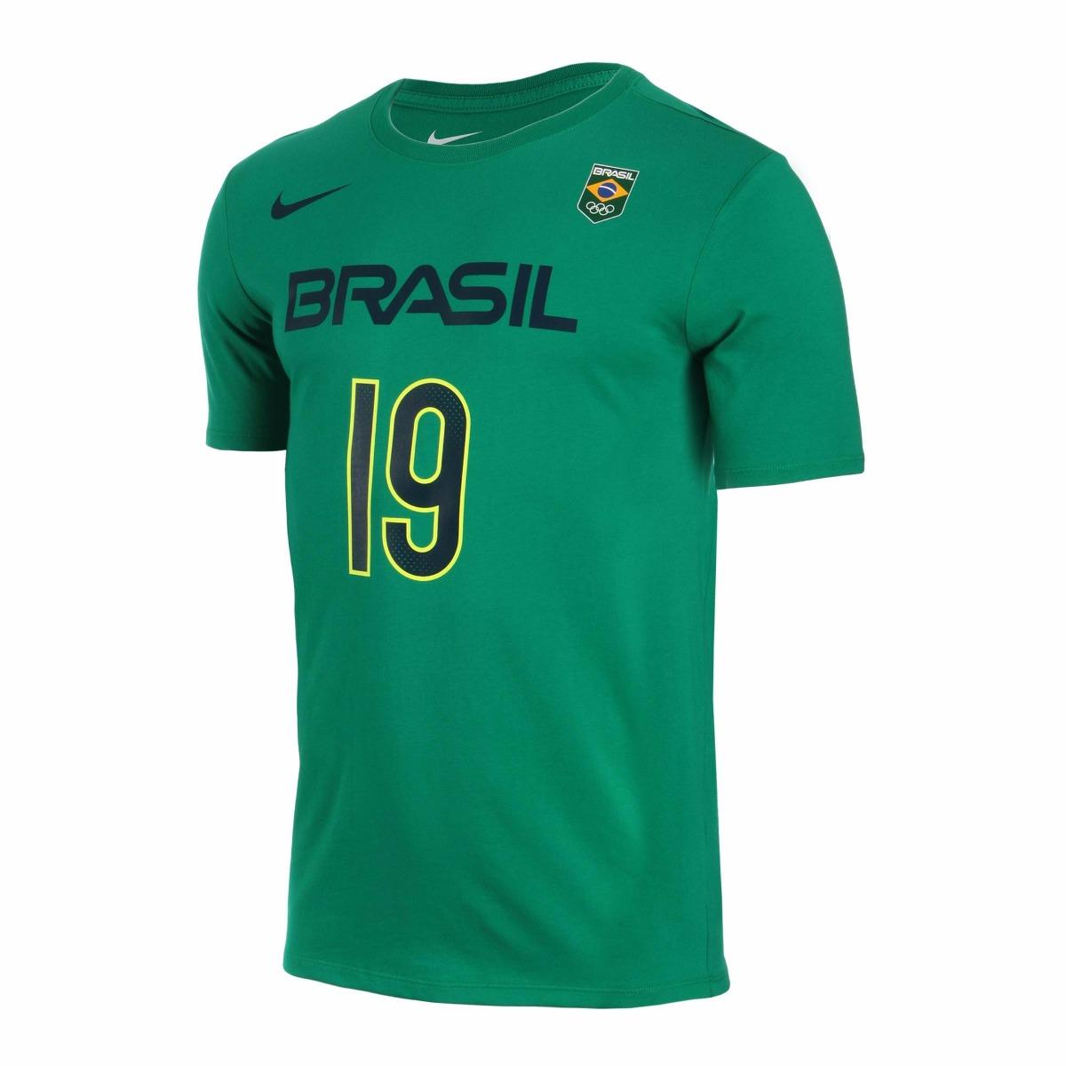 eba328021 camisa nike basquete brasil barbosa masculina. Carregando zoom.