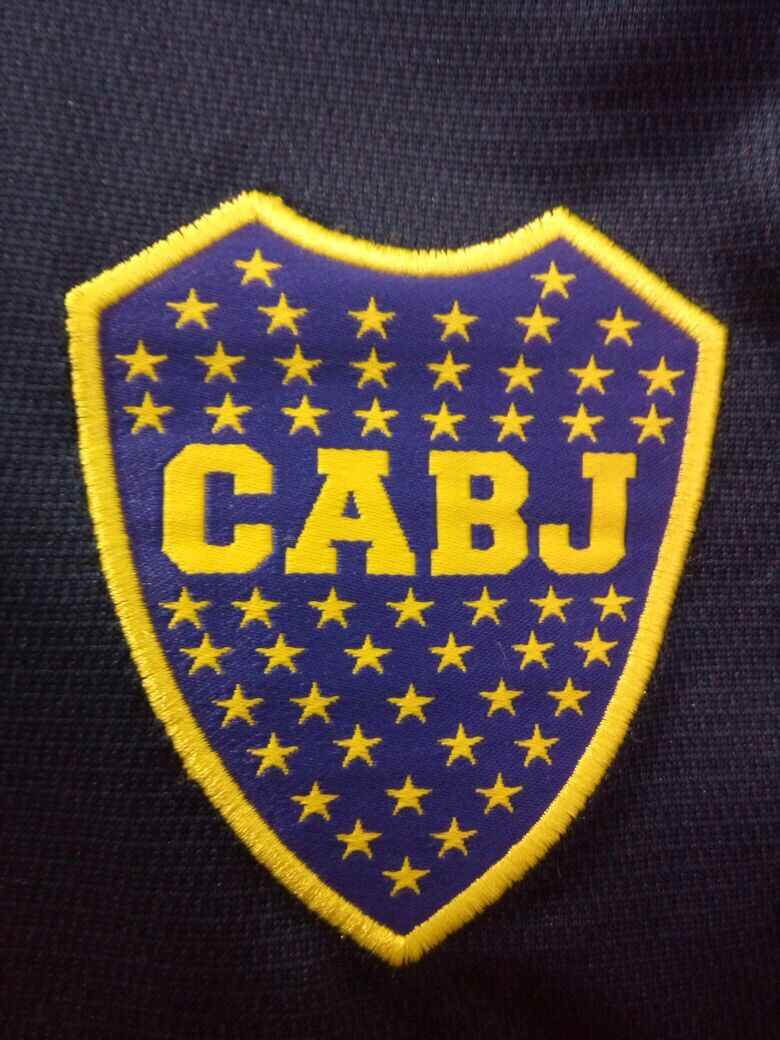 camisa nike boca juniors home 2018 s n° - azul e amarelo. Carregando zoom. bd214d77bf8fd