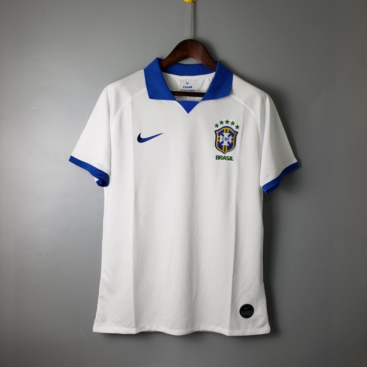 4e6d9694f7958 camisa nike brasil comemorativa copa américa 2019 torcedor. Carregando zoom.