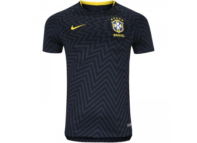 3552cc575f camisa nike brasil i 2018 19 torcedor masculina. Carregando zoom.