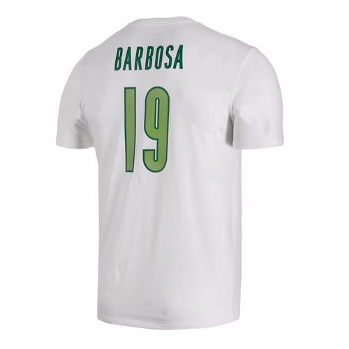 859714fcd camisa nike brasil t-shirt torcedor barbosa g. Carregando zoom.