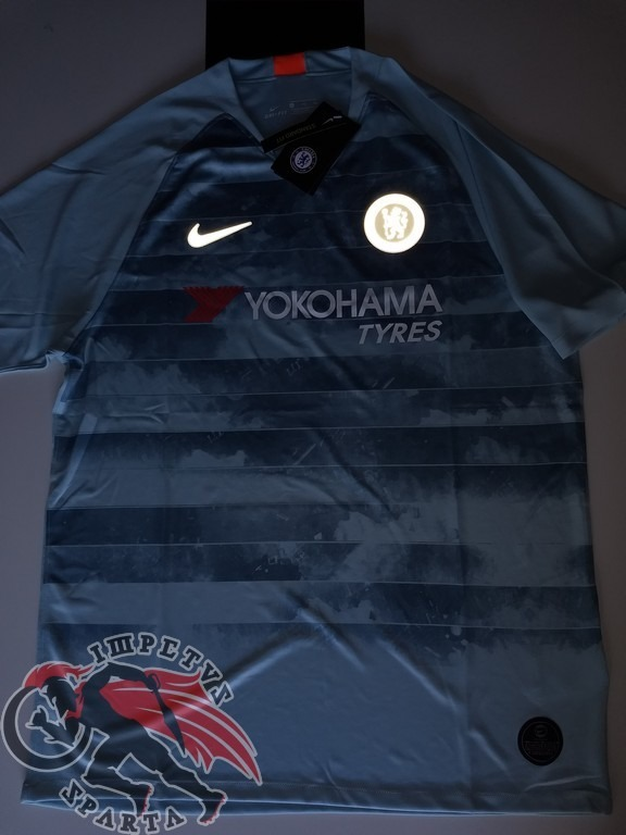 Camisa Nike Chelsea 3 2018 2019 - R  170 57547137c8e6b