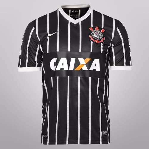 Camisa Nike Corinthians 2 13 14 S nº Original Nova C  Tags - R  92 ... b4dab08b0ba93