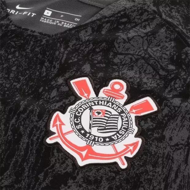 91de11749e836 Camisa Nike Corinthians 2018/19 Torcedor Feminina Original - R$ 109 ...