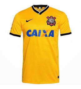 2661e66c00bf6 Nike Triade 3 Selecoes Brasil Masculina - Camisas de Futebol Amarelo com  Ofertas Incríveis no Mercado Livre Brasil