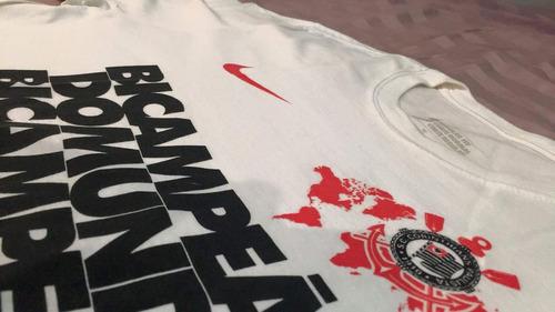 camisa nike corinthians bi mundial japão esgotada nas lojas