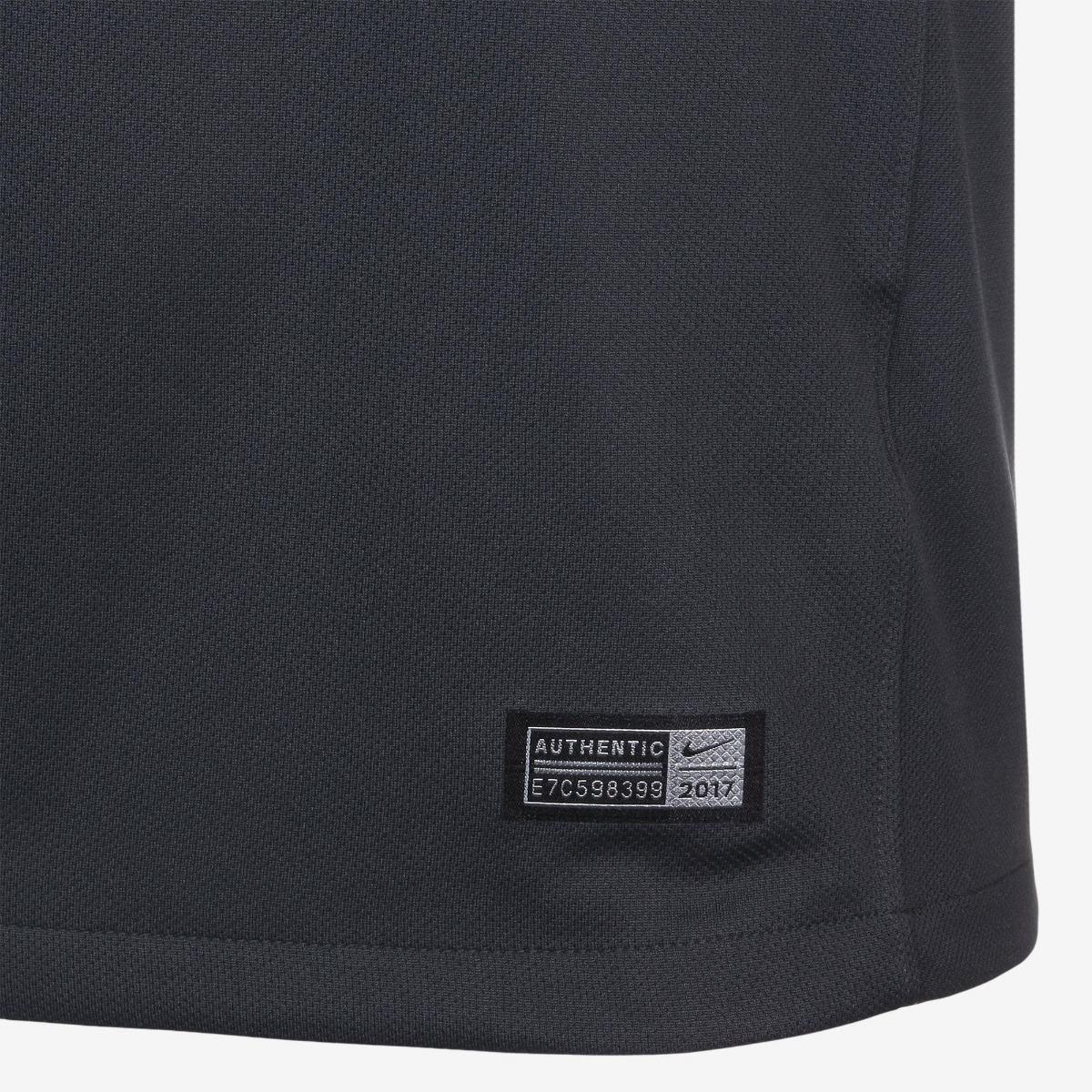 camisa nike corinthians cinza laranja terceiro uniforme 2017. Carregando  zoom. 619bec7ec7fef