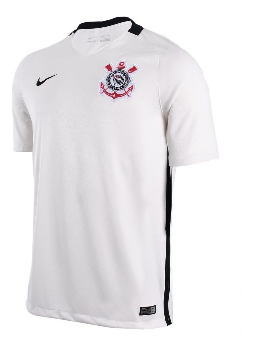 25590d0fda Camisa Nike Corinthians I 16/17 S/nº Masculina 100% Original - R ...